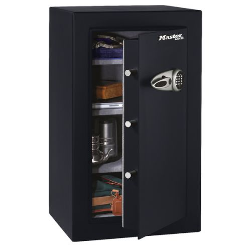 Master Lock Office Security Safe 173.2 Litre Electronic Lock TO-331ML