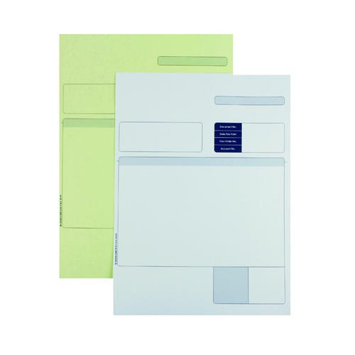 Custom Forms Sage 2 Part Laser Invoices (Pack of 500) SE82