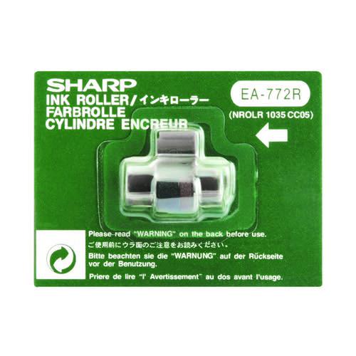Sharp EL2195L Red/Black Ink Roller Calculator EA772R