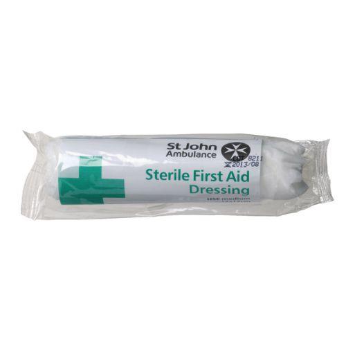 St John Ambulance Medium Dressing 120x120mm F90106