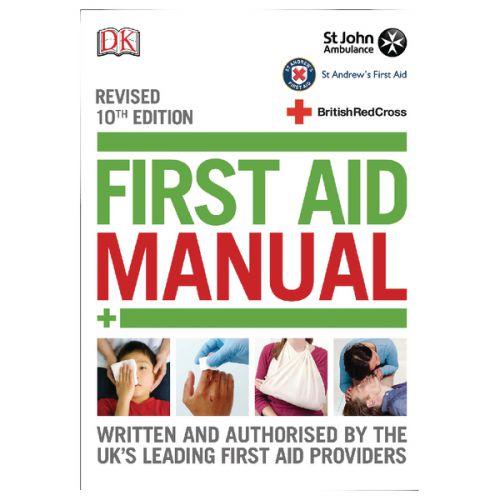 St John Ambulance First Aid Manual 10th Edition P91119