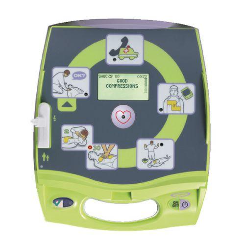 Zoll AED Plus Auto Defibrillator H40038