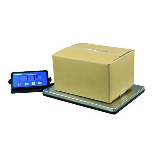 Brecknell BPS75 Parcel Bench Scale 75kg x 0.05kg 816965007110