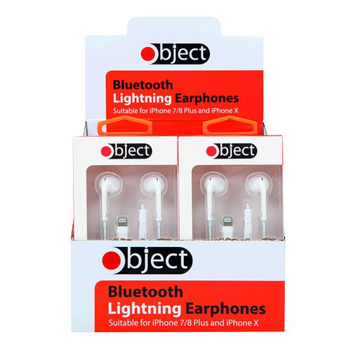 Bluetooth Lightning Earphones (Pack of 12) SP234 Headphones SP03780
