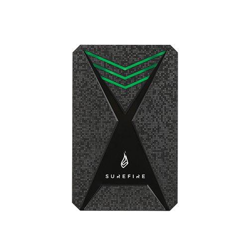 SureFire Bunker Gaming HDD 2.5in USB 3.2 Gen1 1TB Black 25 Games 53681