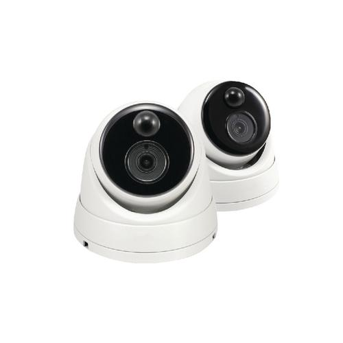 Swann Dome Thermal CCTV Cameras (Pack of 2) SWPRO-3MPMSDPK2-UK