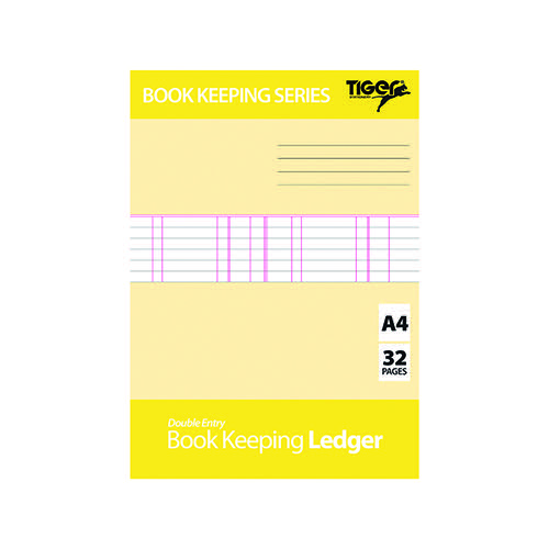 Book Keeping Ledger (Pack of 6) 302300