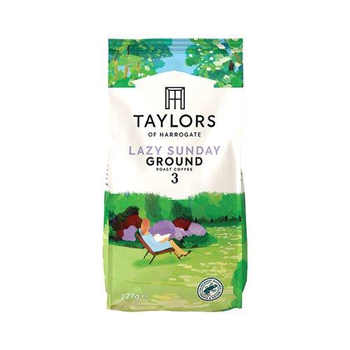 Taylors Lazy Sunday Ground Coffee 227g 3675/B