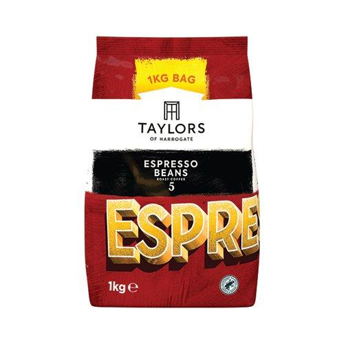 Taylors Espresso Coffee Beans 1kg 3370