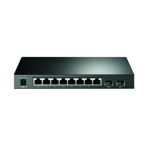 TP-Link JetStream 8-Port Gigabit Smart PoE+ Switch TL-SG2210P