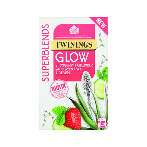 Twinings SuperBlends Glow HT (Pack of 20) F14954
