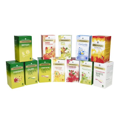Twinings Herbal Infusion Tea Bags Variety (Pack of 240) F14908