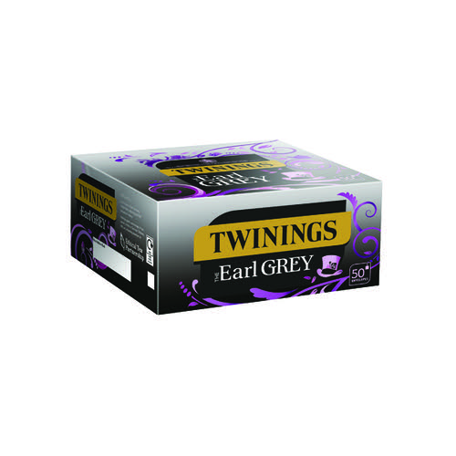 Twinings Earl Grey Envelope Tea Bags (Packs of 300) F09582