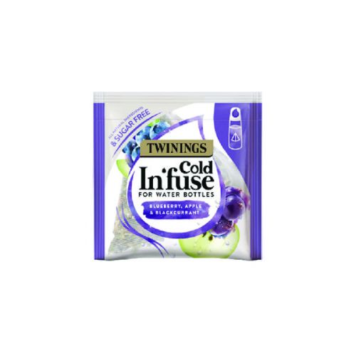 Twinings Cold Infuse Blueberry Apple & Blackcurrant (Pack of 100) F15119