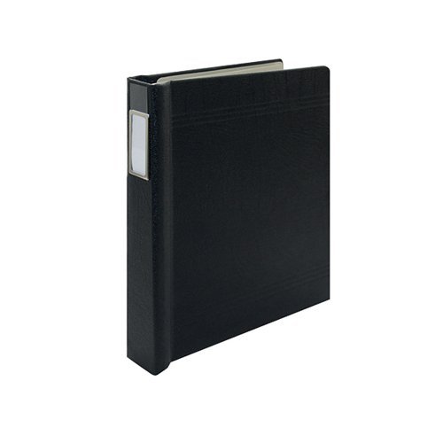 Rexel Crown 3CB Binder Black (324 x 229mm) 75035