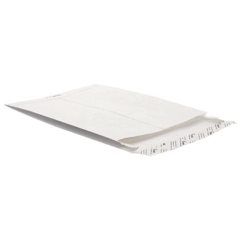 Tyvek Envelope 324x229x20mm Gusset Peel and Seal White (Pack of 100) 754924