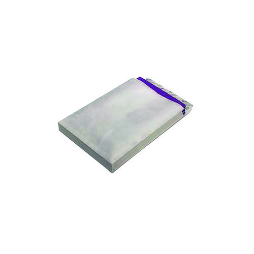 Tyvek Envelope 406x305mm Gusset Peel and Seal White (Pack of 20) 758124 P20