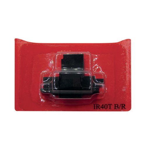 Stewart Superior Calculator Ink Roller IR40T Red/Black SPR42
