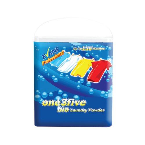 Evans One3Five Bio Laundry Powder 10kg C050AEV