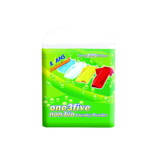 Evans One3Five Non-Biological Laundry Powder 10kg C049AEV
