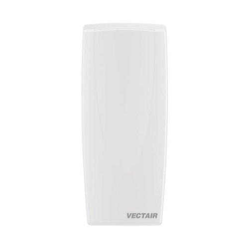 V-Air Solid MVP Air Freshener Dispenser White (Pack of 6) VAIR-MVPW