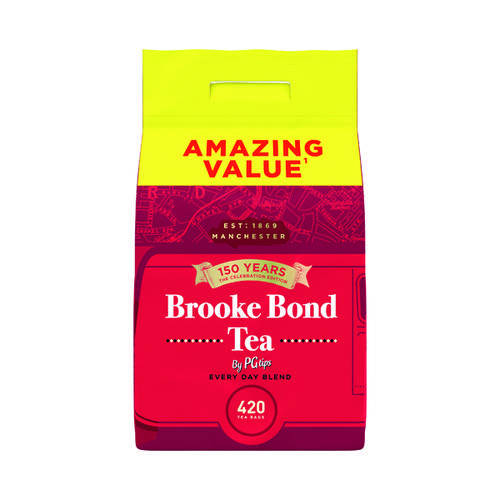 Brooke Bond Tea Bags (Pack of 420) 68495958