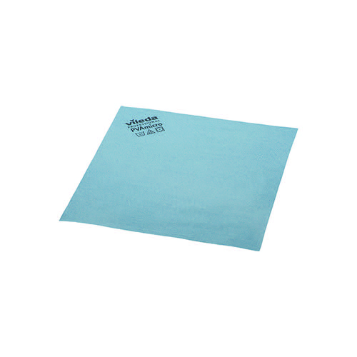 Vileda PVA Micro Cloth Blue (Pack of 5) 143585