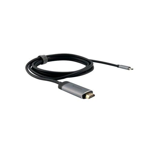 Verbatim USB-C to HDMI 4K Adaptor with 1.5m Cable 49144