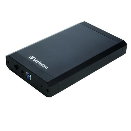 Verbatim Store n Save Enclosure Kit for 3.5 inch HDD 53103