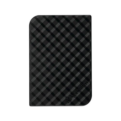 Verbatim Store n Go Gen 2 Portable HDD 4TB Black 53223