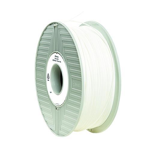 Verbatim 3D Printer Filament ABS 1.75mm 1kg White 55027