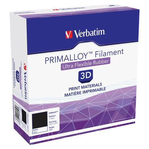 Verbatim 55501 Primalloy Thermoplastic Elastomer White 500 G 2.85mm High Quality tpe