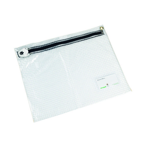 Versapak Personal Effects Security Wallet T2 Medium Clear 460x370 AS1