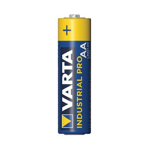 Varta Industrial Pro AA Battery (Pack of 500) 04006211501