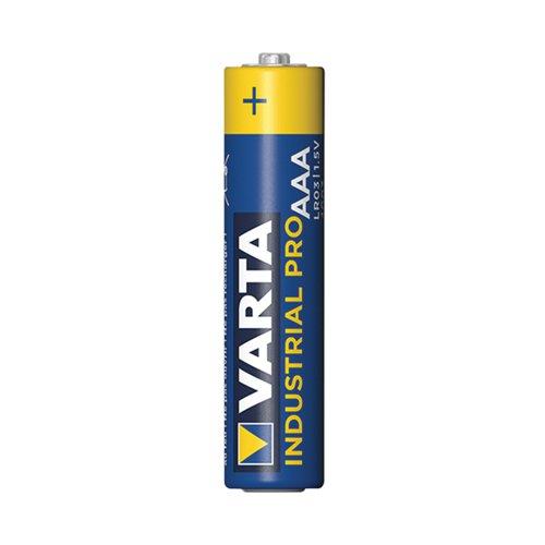 Varta Industrial Pro AAA Battery (Pack of 500) 04003211501