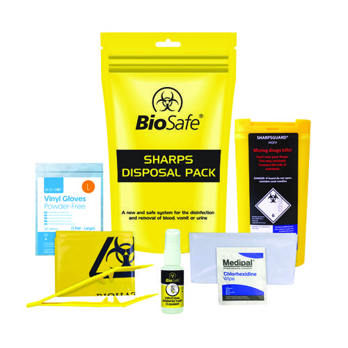 Astroplast Single Use Sharps Disposal Refill 1012111