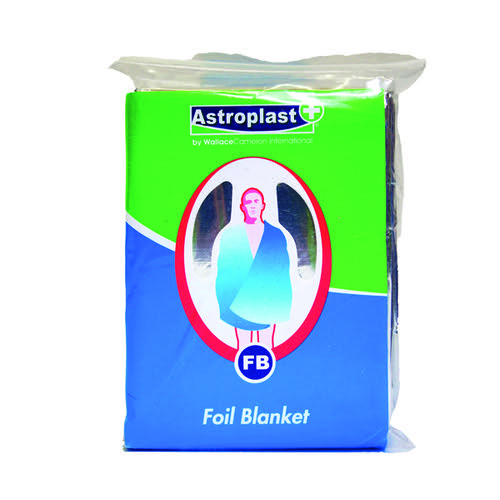 Wallace Cameron Emergency Foil Blanket (Pack of 6) 4803008
