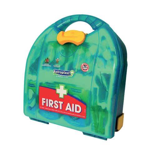 Wallace Cameron BS8599-1 Medium First Aid Kit 1-20 Users Ref 1002656