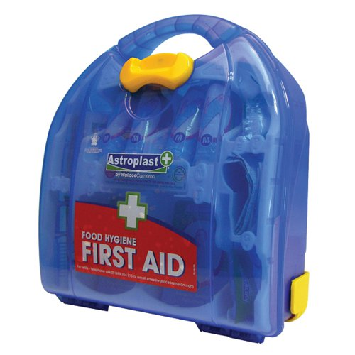 Wallace Cameron Food Hygiene First Aid Kit Medium 1004160