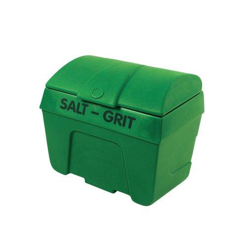 Road Salt and Grit Bin Medium Green 200 Litre Size