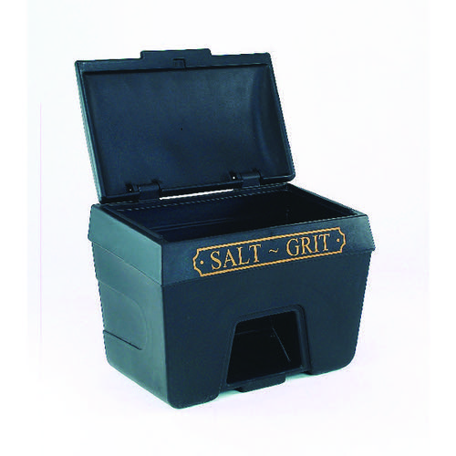 Winter Salt/Grit Bin Victorian with Hopper Feed 400 Litre 317076