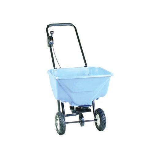 Winter Salt Spreader Blue (30kg Capacity Spread Area of 1.8-3m) 351134