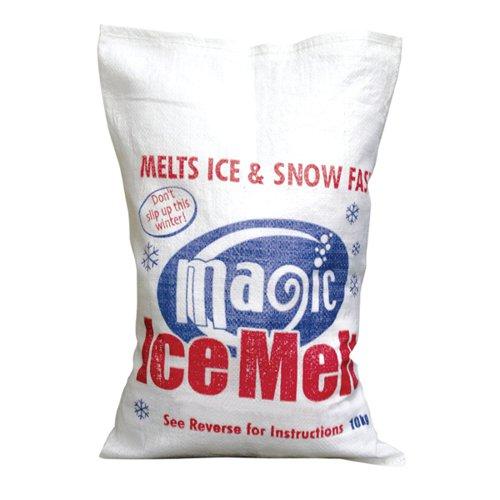 Magic Ice Melt De-Icer Crystals 10kg Bag 357456