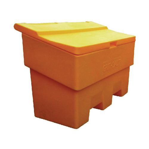 Winter Grit Bin 285 Litre Yellow 380177