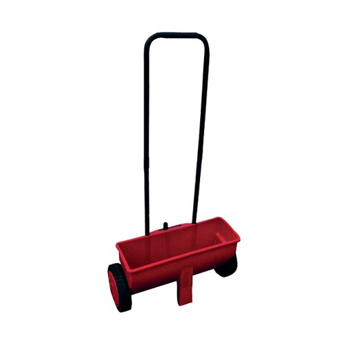 Red 12kg Winter Salt Spreader 408258