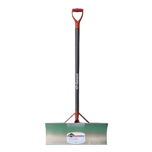 Nordic Snow Pusher Aluminium Silver 384066