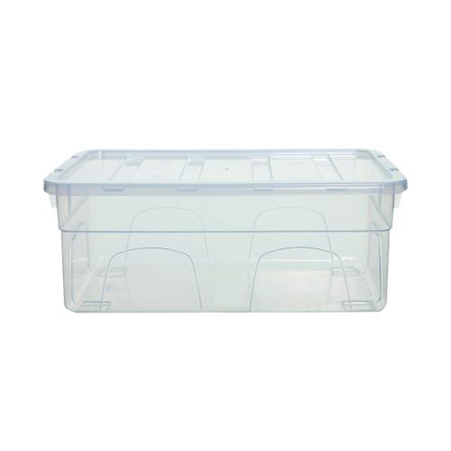 Whitefurze MiniSpaceMaster 5 Litre Clear S0933MNL0WF
