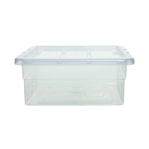 Whitefurze MidiSpaceMaster 15 Litre Clear S0940MDL0WF