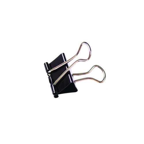 Foldback Clip 32mm Black (Pack of 100) 23081