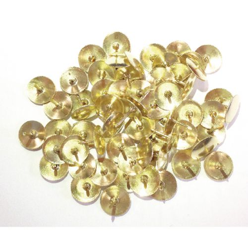 Brass 12.5mm Drawing Pins (Pack of 1000) 34251